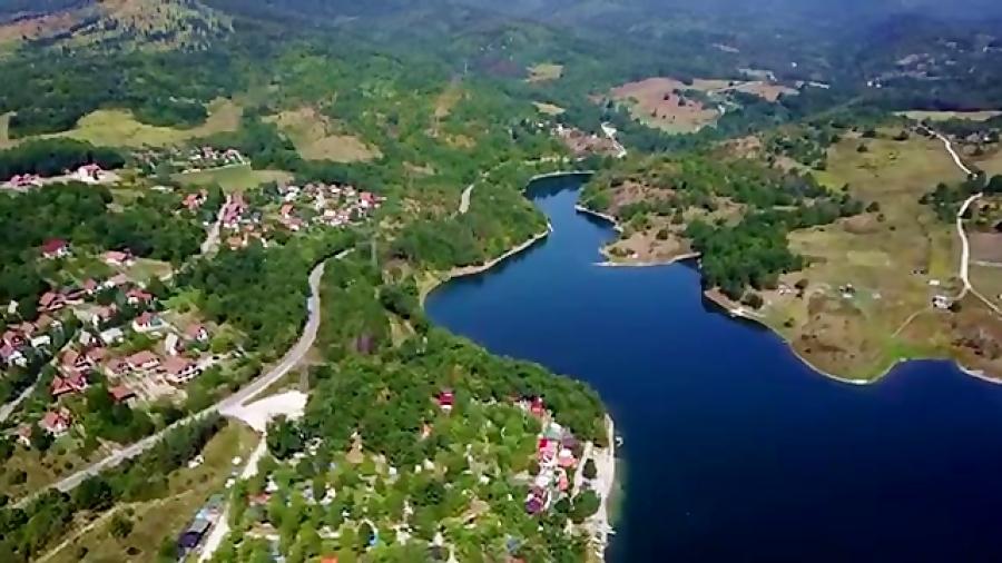 دریاچه بور - کشور صربستان