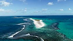 جزیرهای در هاوایی کاملا ناپدید شد