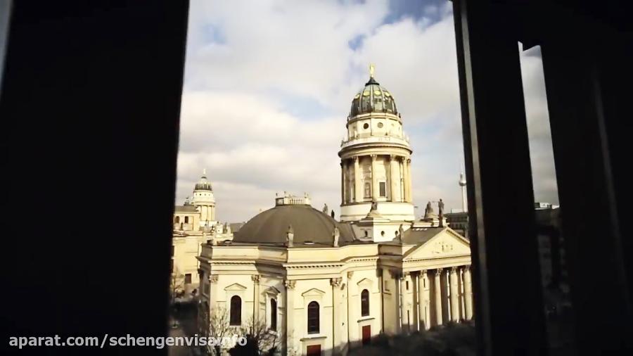 ویزای شینگن آلمان هتل های موجود درشهر برلین، آلمان