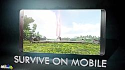 تریلر بازی ARK: Survival Evolved Mobile | آل گیم