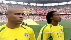 رونالدینهو در جام جهان...