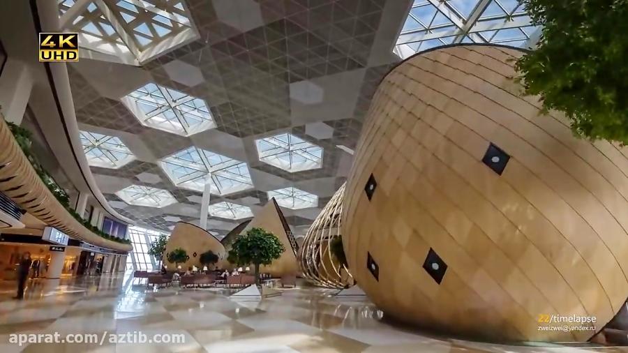 جاذبه های گردشگری باکو   آذطب