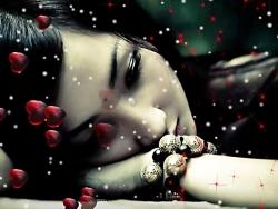 ❤ میکس عاشقانه بسیار زیبا با آهنگ غمگین - سریال ترکی قلب سیاه و سفید ❤