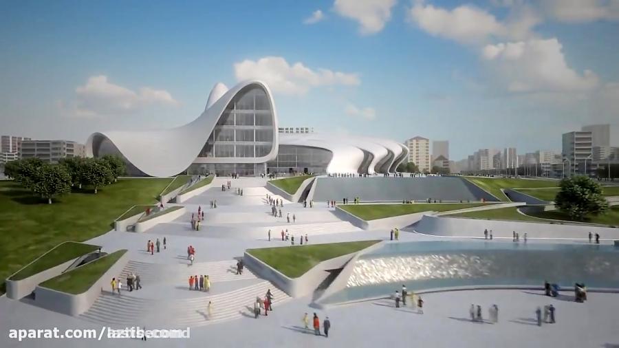 مرکز فرهنگی حیدر علی اف باکو   آذطب