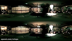 فیلم واقعیت مجازی ترسناک کلبه وحشت