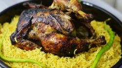 طرز تهیه مرغ بریان (مرغ سوخاری) آبدار، نرم و بسیار خوشمزه