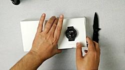 جعبه گشایی و نگاه اول به ساعت هوشمند جدید شیائومی Xiaomi Huami Amazfit Verge