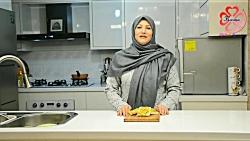 دستور تهیه نان سیر