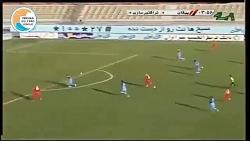 خلاصه بازی پیکان 1-2 تراکتورسازی (لیگ برتر ایران 97 98)