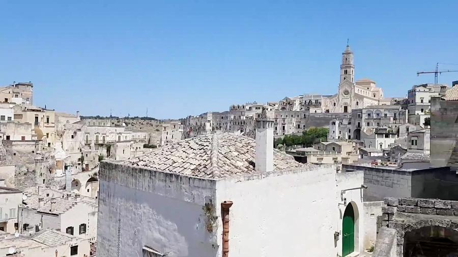 شهر Matera در ایتالیا