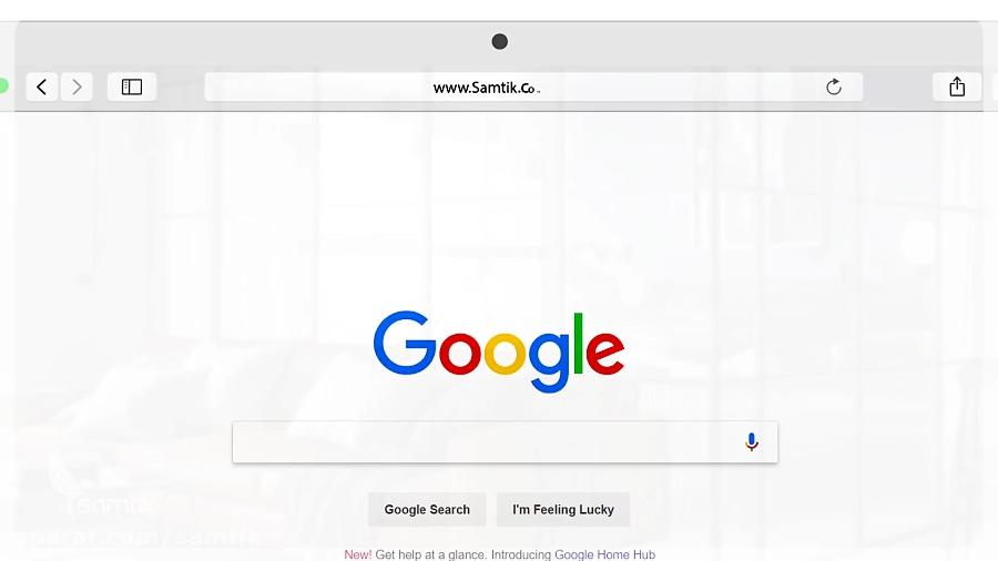 راهنمای تصویری رزرو اینترنتی هتل داخلی از سامتیک