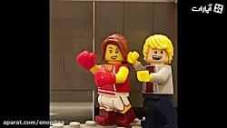 Ed Sheeran – Shape of You - LEGO Version