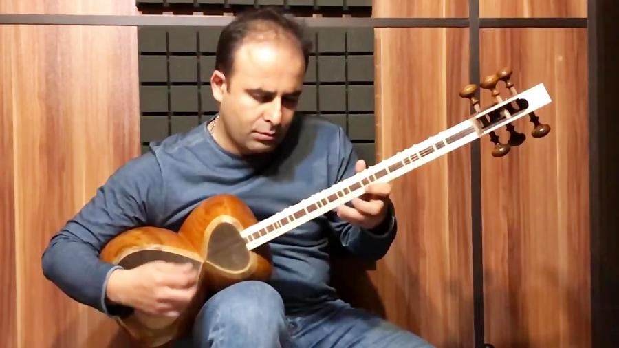 دانلود فیلم گارون گارون آهنگ محلی ارمنی بیات اصفهان (بیات شیراز) مایه ی سل نیما فریدونی تار