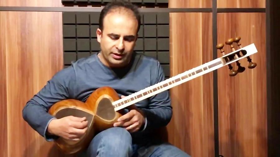 دانلود فیلم دختر بویر احمدی آهنگ محلی فارس دستگاه همایون نیما فریدونی تار