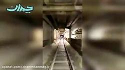 تونل سریع السیر لس آنجلس