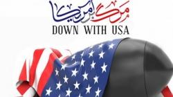 با مرگ بر آمریکا گفتن چه اتفاقی میفتد؟  توییت نما 14 آبان97 - #مرگ_بر_آمریکا