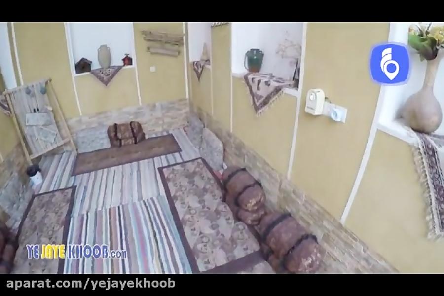 اقامتگاه بوم گردی فانوس کویر مصر