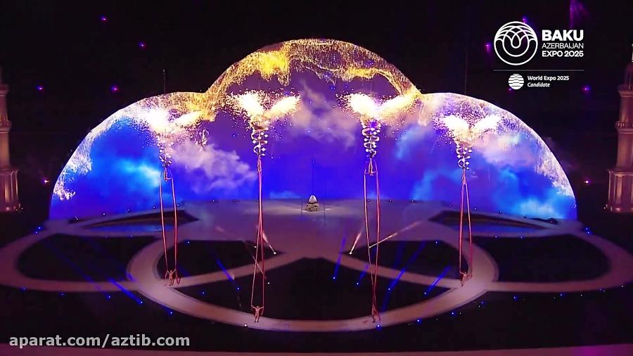 المپیک اروپایی باکو   آذطب