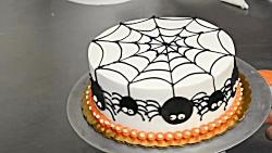 لذت آشپزی -تزیین کیک - د...