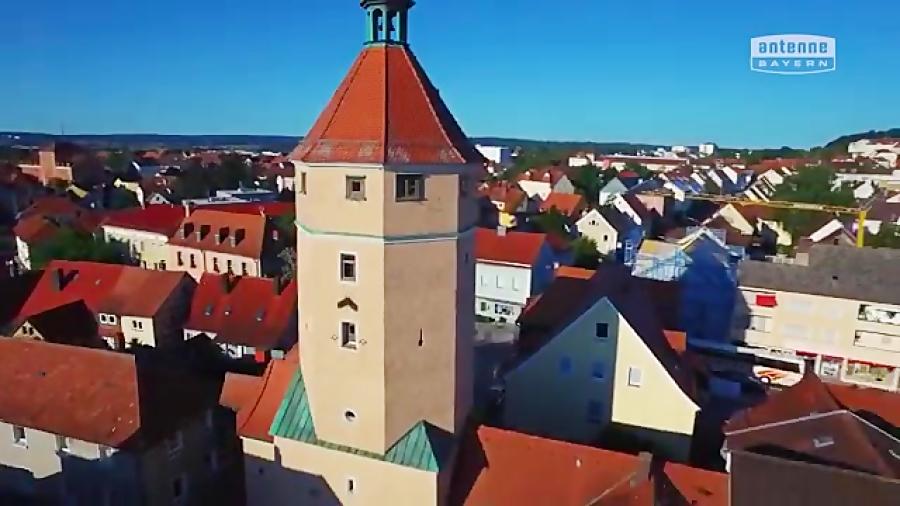 شهر گونتسن هاوزن - کشور آلمان