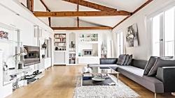 ایده های از استفاده از قطعات چوبی برای دکوراسیون داخلی منزل