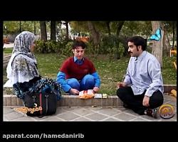 گزارش طنز تلوزیونی_این قسمت وجدان درد