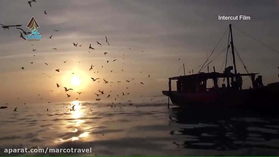 جاذبه های گردشگری قشم به روایت پرس تی وی