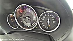 شتابگیری و حداکثر سرعت مزدا MX-5 مدل 2019 با موتور جدید