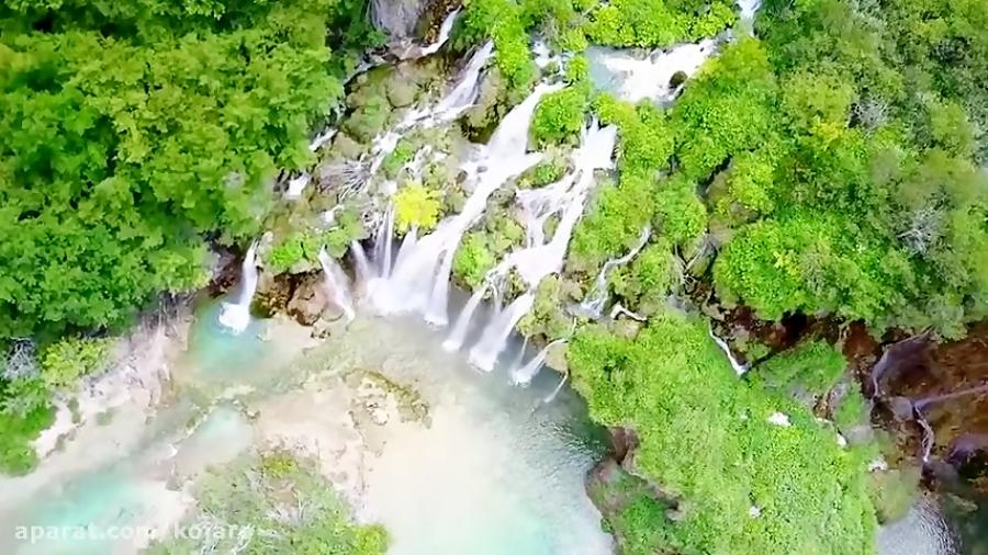 پارک ملی دریاچه های پلیتویک در کرواسی