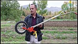 دستگاه همه کاره دستی ویژه مزارع کوچک