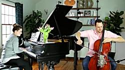 کاور پیانو - ویولنسل Faded ، آهنگ مشهور آلن واکر Alan Walker