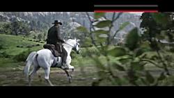 آموزش پیدا و رام کردن بهترین اسب در بازی رد دد ریدمشن 2