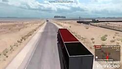 دورهمی بازی American Truck Simul...