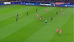 خلاصه بازی اینتر 1 - بارسلونا 1