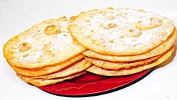 طرز تهیه نان چلپک   چلبک