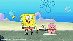 انیمیشن باب اسفنجی: پاتریک :: دوبله (01) | SpongeBob