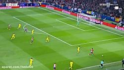 خلاصه بازی اتلتیکومادرید 2 - 0 دورتموند