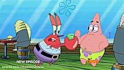 انیمیشن باب اسفنجی: پاتریک :: دوبله (10)   SpongeBob