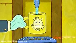 انیمیشن باب اسفنجی: پاتریک :: دوبله (12)   SpongeBob