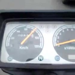 سرعت بالا با هوندا ۱۲۵