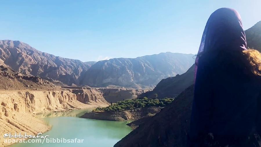 چشمه آبگرم مرتضی علی-طبس-عروس شهرهای کویری ایران