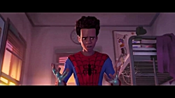 تریلر انیمیشن Spider-Man: Into the Spider-Verse