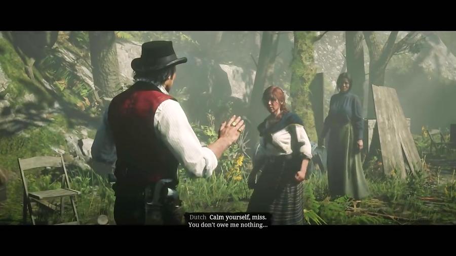 Red Dead Redemption 2 Walkthrough Gameplay Part 50 Meredith Rdr2