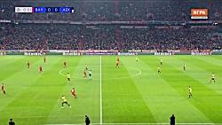 خلاصه بازی بایرن مونیخ -آ ا ک آتن - لیگ قهرمانان اروپا