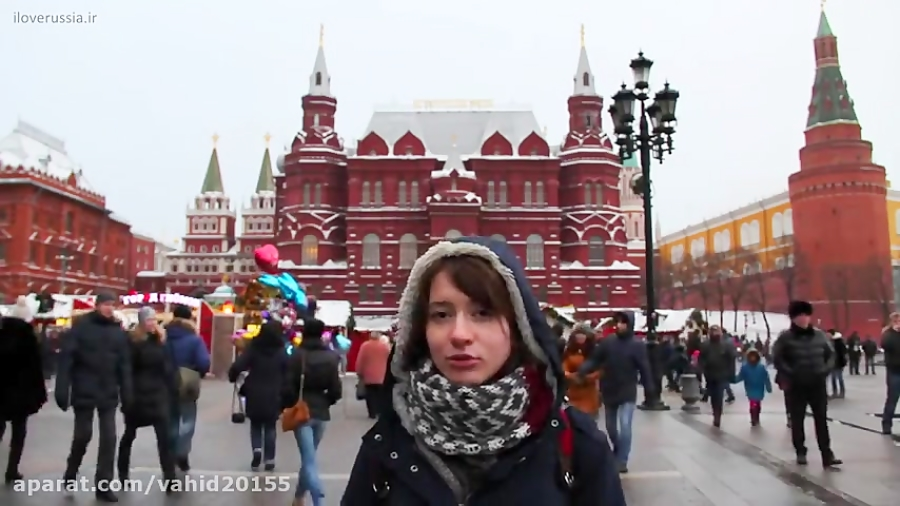فارسی حرف زدن در روسیه
