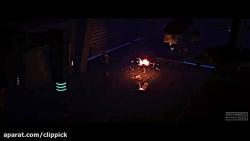 کلیپ خنده دار از فیلم INCREDIBLES 2