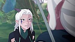 انیمیشن شاهزاده اژدها The Dragon Prince :: دوبله 02 :: HD