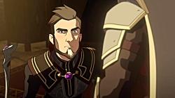انیمیشن شاهزاده اژدها The Dragon Prince :: دوبله 03 :: HD