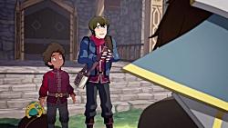 انیمیشن شاهزاده اژدها The Dragon Prince :: دوبله 04 :: HD