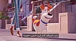تریلر The Secret Life of Pets 2 - با زیرنویس فارسی
